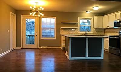 Living Room, 5705 N Lenox Ave, 0