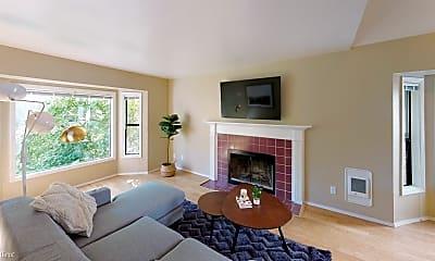 Living Room, 2043 NW Johnson St, 1