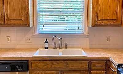 Kitchen, 3609 Memory Ln, 1