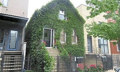 Building, 1623 N Hermitage Ave, 2