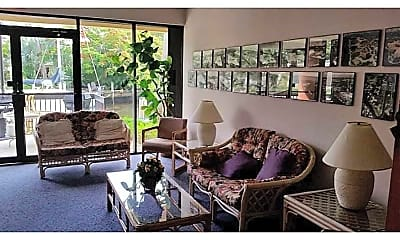 Living Room, 1101 River Reach Dr 302, 2