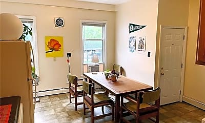 Dining Room, 89 Plymouth St, 1
