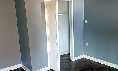 Bedroom, 2355-57 N. Damen, 1