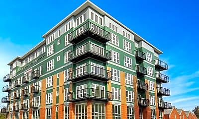 Building, Sedona Apartments, 0