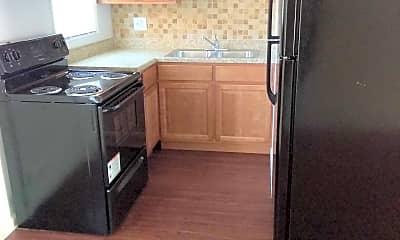 Kitchen, Park Creek, 1