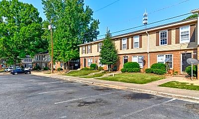Building, Clifton Ridge Townhomes, 1