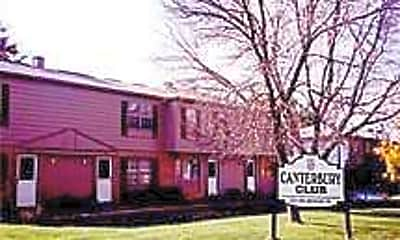 Canterbury Club Townhomes, 1
