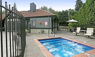 Pool, Fanno Creek Village, 0