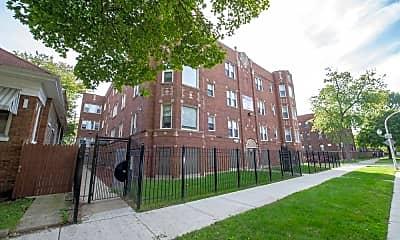 Building, 7953 S Dobson Avenue, 1