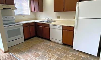 Kitchen, 9510 Mandell Rd, 1