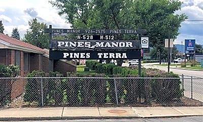 Pines Manor Pines Terra, 1