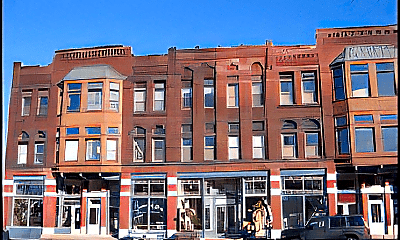 Building, 13 1/2 5th St NE, 0
