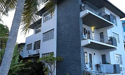 Building, 7805 NE Bayshore Ct, 1