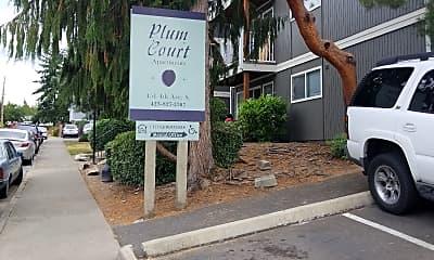 Plum Court, 1