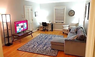 Living Room, 220 W 21st St, 0