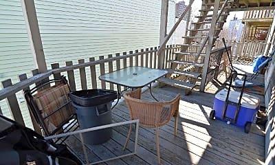 Patio / Deck, 495 E 7th St, 2