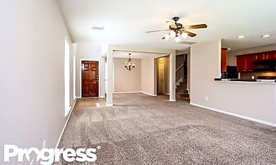 Living Room, 10818 Windfern Lakes St, 1
