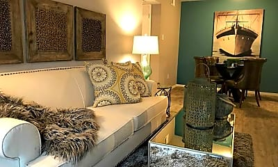 Living Room, The Enclave, 1