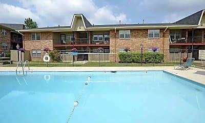 Pool, Bransford House, 0