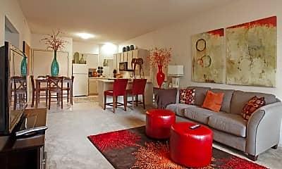 Living Room, Fair Park, 1