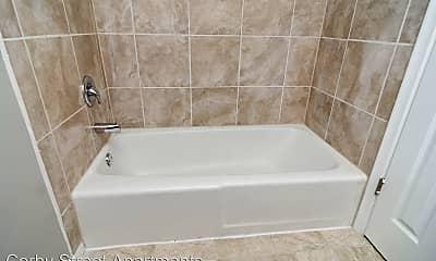 Bathroom, 7301 Corby St, 1