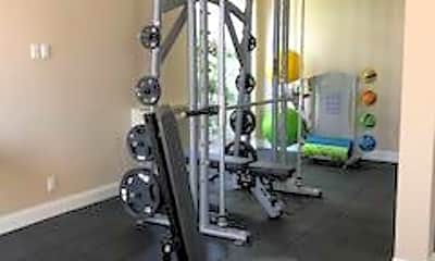 Fitness Weight Room, 2100 N Atlantic Ave 907, 2