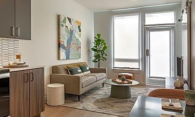 Living Room, Sixteen G, 1