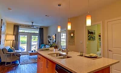 Kitchen, West End Village, 2