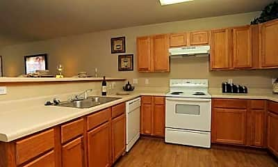 Kitchen, Pines At Southridge, 1