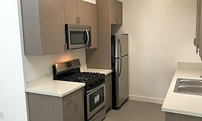 Kitchen, Monarch Apartments, 2