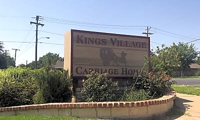 Kings Village Carriage Homes, 1