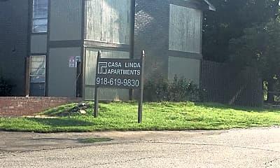Casa Linda, 1