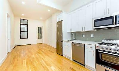 Kitchen, 346 Malcolm X Blvd 1-B, 1