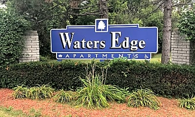 Waters Edge Apartments, 1