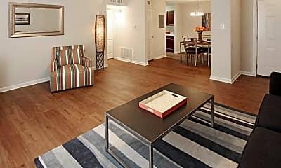 Living Room, Bridgeway I Apartment Homes, 0