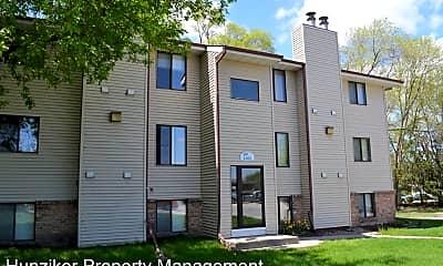Building, 1205 Delaware Ave, 1
