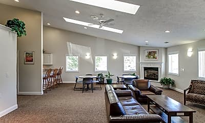 Clubhouse, Ramblewood Apartments, 1