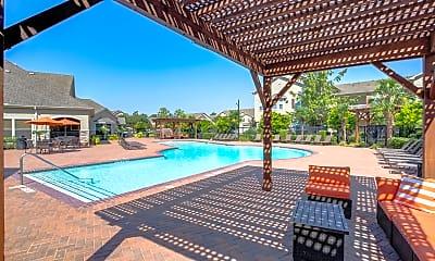 Pool, Villas of Kingwood, 0