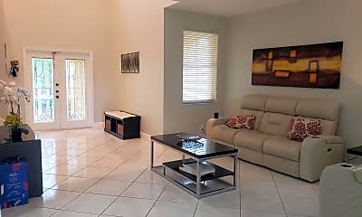 Living Room, 4146 Sabal Ridge Cir, 1
