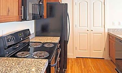 Kitchen, Kays Crossing, 1