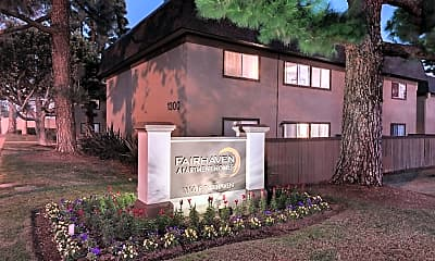 Community Signage, Fairhaven Apartment Homes, 1