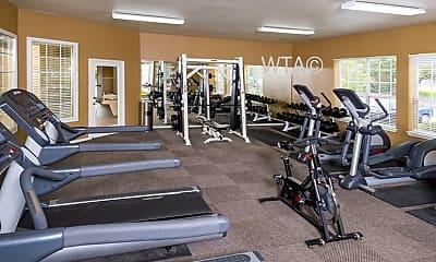 Fitness Weight Room, 6933 Border Brook, 1