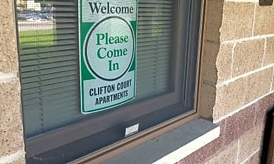 Clifton Court North Apartments, 1