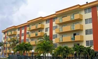West Dixie Towers, 1