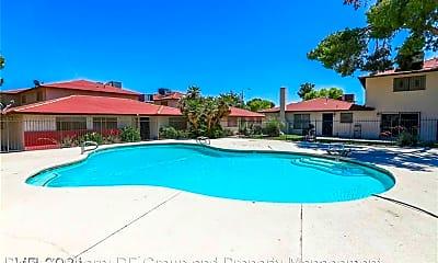 Pool, 5278 S Maryland Pkwy, 2