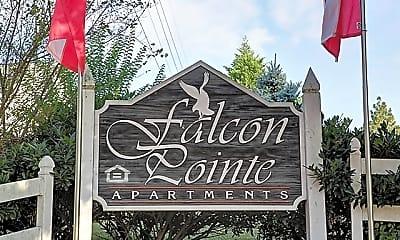 Community Signage, Falcon Pointe, 2