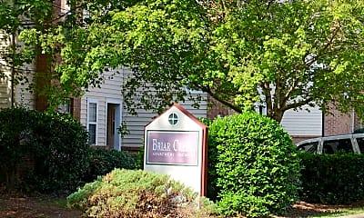 Landscaping, Briar Creek Apartments, 2