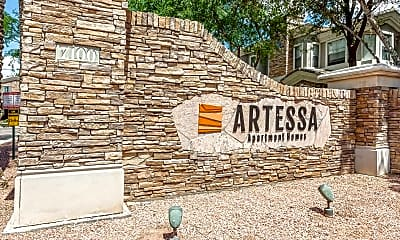 Community Signage, Artessa, 2