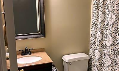 Bathroom, 1315 Bradley Dr, 2