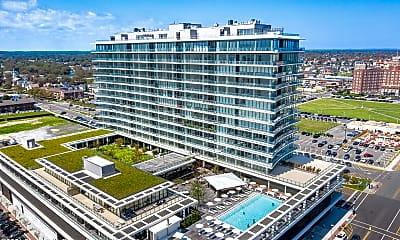 Building, 1101 Ocean Ave 805, 2